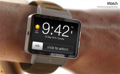 Apple 'iWatch wristband' in patent filing - Telegraph